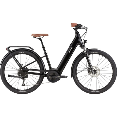 Cannondale Adventure Neo 3 Equipped Electric Adventure Bike 2021