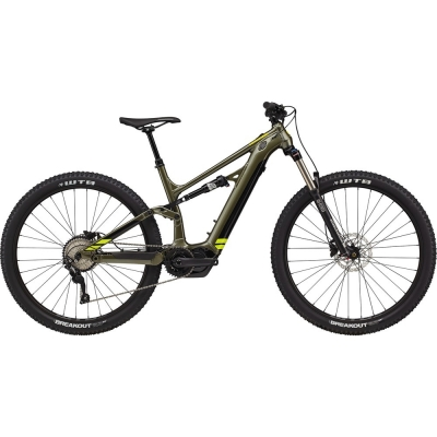 Cannondale Moterra Neo 5 Electric Mountain Bike 2021