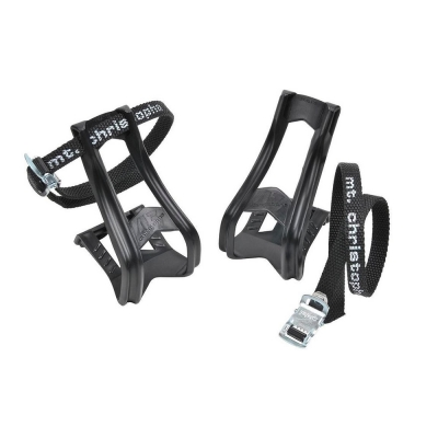 Zefal Toe-Clips with Straps