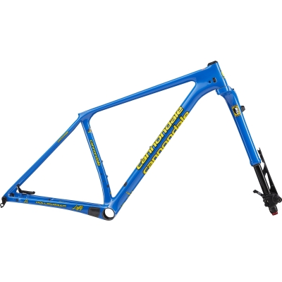 Cannondale  FSi HiMod Throwback Retro Carbon 29er Frameset, Team Blue