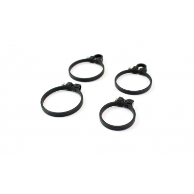 Cannondale Lefty Fork Boot Band Clamps, CK3427U00OS