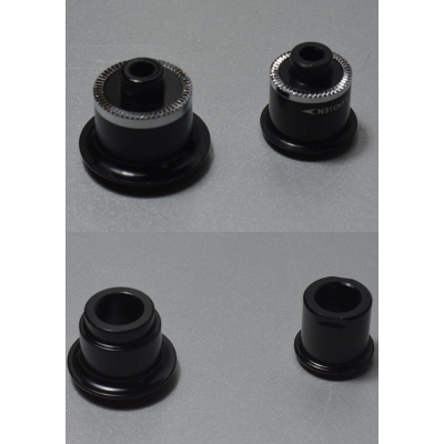Cannondale CZero Hub End Caps (2 caps only per kit  - one wheel)