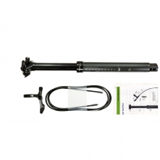 Cannondale DownLow 125mm Dropper Post 31.6 BK 390mm, C...