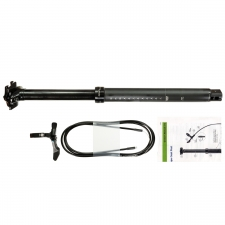 Cannondale DownLow 150mm Dropper Post 31.6 BK 440mm, C...