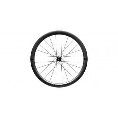 Cannondale Hollowgram SL 45 KNOT 142x12 Shimano Rear Wheel, Black, 700c, CP8200U1070