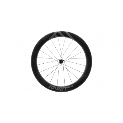 Cannondale KNOT 64 Disc 100x12 Front Wheel, 700c, CP8349U6070