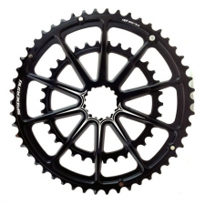 Cannondale OPI SpideRing 50t/34t Compact Chainrings, K...