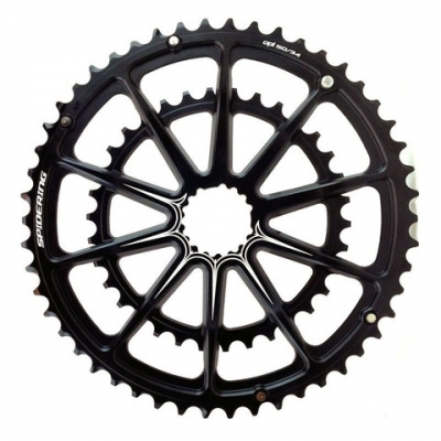 Cannondale OPI SpideRing 50t/34t Compact Chainrings, KP245