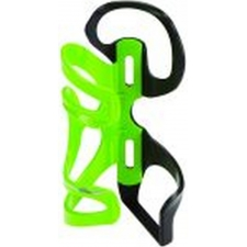 Cannondale SSR Side Pull Bottle Cage, Black and Green