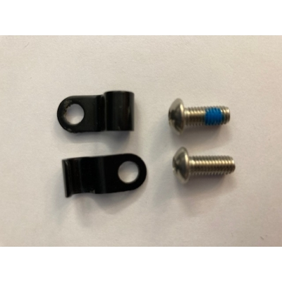 Cannondale Treadwell Neo Non-drive-side EBM Cable Clips Qty 2, K32240