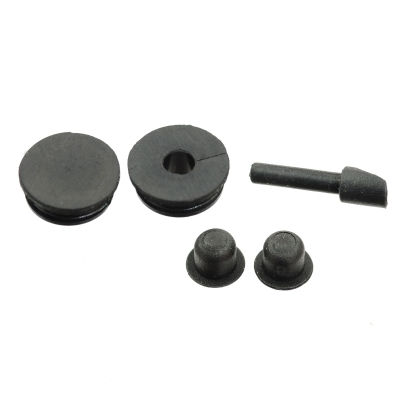 Cannondale SystemSix Front Derailleur Plugs, K34069