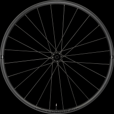 Cannondale Hollowgram 22 Disc 100x12 Shimano Front Whe...