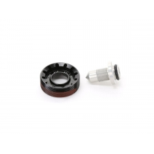 Cannondale Lefty 60 Hub Bolt and Cap, Supermax, KH124