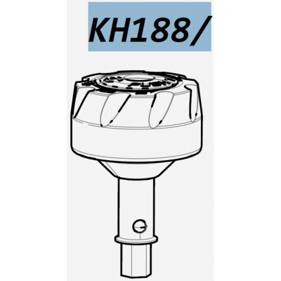 Cannondale Lefty PBR Knob Kit, KH188