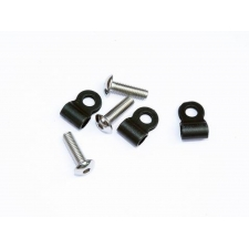 Cannondale FSi Alloy Cable Guide Kit, KP394
