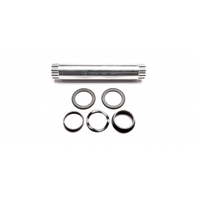 Cannondale Fat CAAD2 BB30 Spindle Kit, 166mm, KP403