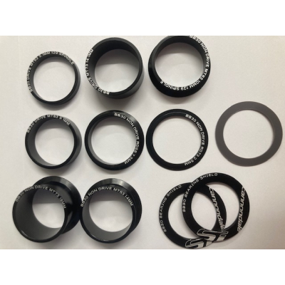 Cannondale Hollowgram Chainset MTB Spacer Kit, BB30 KP484