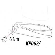 Cannondale Slice Aero Seatbinder Seat Clamp, KP062