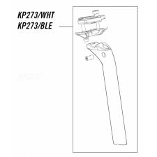 Cannondale Slice RS Seatpost Kit, KP273, Black