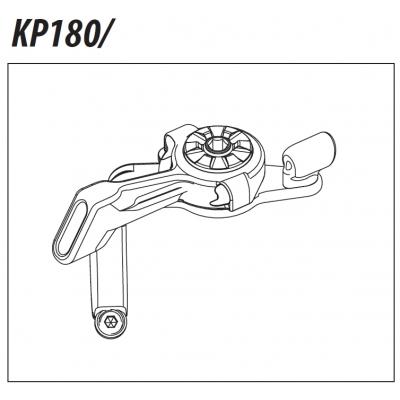 Cannondale Dyad Shock Flight Switch, KP180