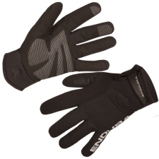 Endura Strike II Waterproof Gloves, Black
