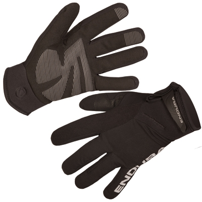 Endura Strike II Waterproof Gloves, Black