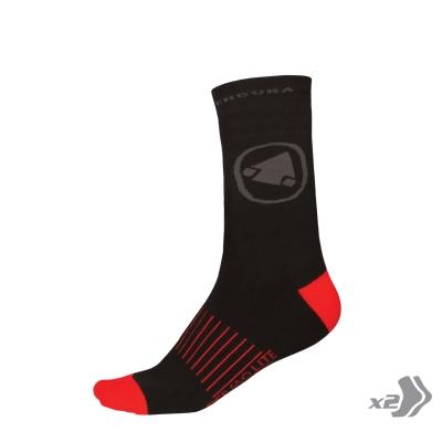 Endura Thermolite Winter Sock II (Twin pack)