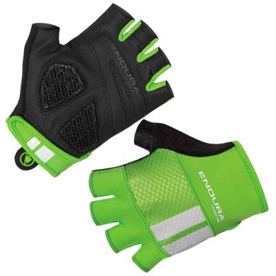 Endura FS260-Pro Aerogel Cycling Mitt II, Hi-Viz Green