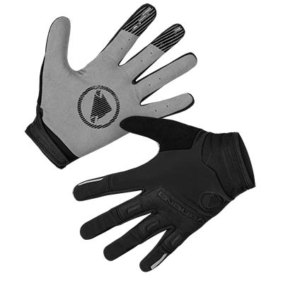 Endura SingleTrack Windproof Gloves, Black