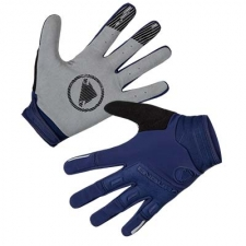 Endura SingleTrack Windproof Glove, Navy