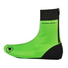 Endura Windchill Overshoes, Hi-Viz Green