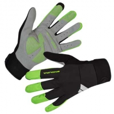 Endura Windchill Glove, Hi-Vis Green