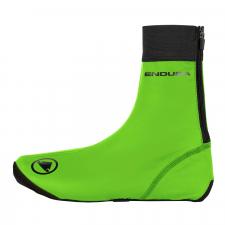 Endura FS260-Pro Slick Overshoe II, Hi-Vis Green