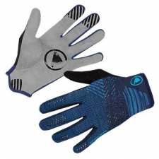 Endura SingleTrack LiteKnit Glove, Navy