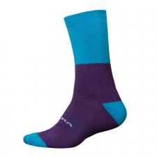 Endura Baabaa Merino Winter Sock, Electric Blue