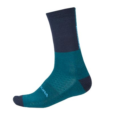 Endura Baabaa Merino Winter Sock, Kingfisher