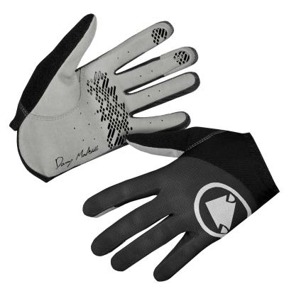 Endura Hummvee Lite Icon Gloves, Black