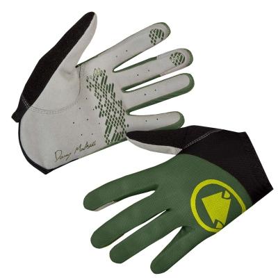 Endura Hummvee Lite Icon Gloves, LTD, Forest Green