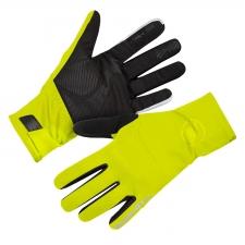 Endura Deluge Glove, Hi-viz Yellow