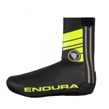 Endura Road Overshoes, Hi-viz Yellow