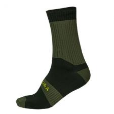 Endura Hummvee Waterproof Sock II, Forest Green