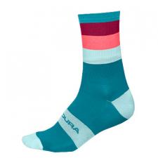 Endura Bandwidth Sock, Blue Paisley