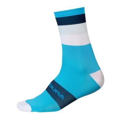 Endura Bandwidth Sock, Hi-viz Blue