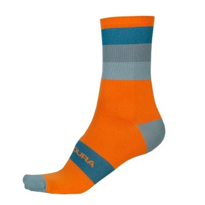 Endura Bandwidth Sock, Pumpkin