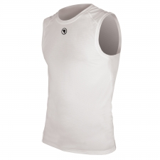 Endura Translite Sleeveless Baselayer, White