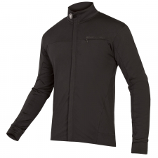 Endura Xtract Roubaix Long Sleeve Jersey, Black