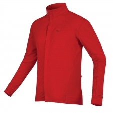 Endura Xtract Roubaix Long Sleeve Jersey, Red