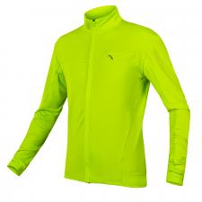 Endura Xtract Roubaix Long Sleeve Jersey, Hi-Viz Yellow
