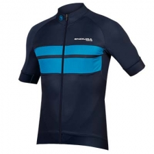 Endura FS260-Pro Short Sleeve Jersey , Navy