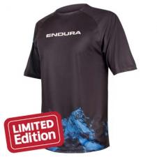 Endura Singletrack Print T Mountains
